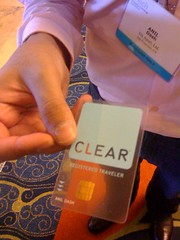 Anil's trusted traveler card (etech)