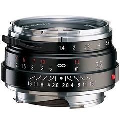 Voightlander NOKTON Classic 35mm F1.4