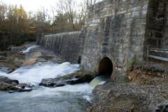 Pelham Mill Dam 2
