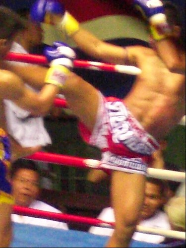 Muay Thai - kick