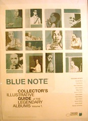 Blue Note: Sketched In The Raw