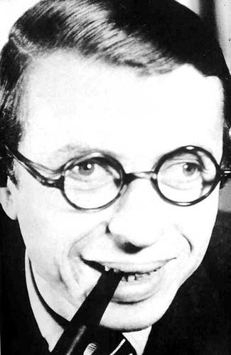 Sartre no Bloguinho Intempestivo