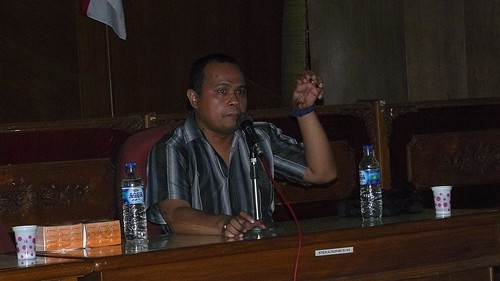 Pak Budi Putra in Action