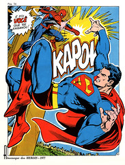 Página 56 - Homem-Aranha acerta o Super-Homem - CLIQUE PARA AMPLIAR