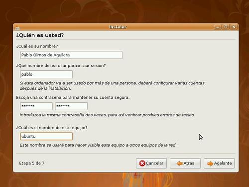 Arranque dual con Ubuntu Hardy (8.04) y Windows - Parte II. Live-CD