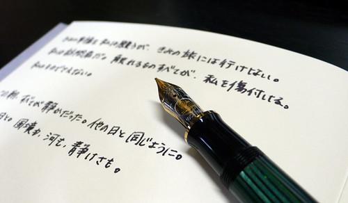 MIDORI MD Note & Pelikan