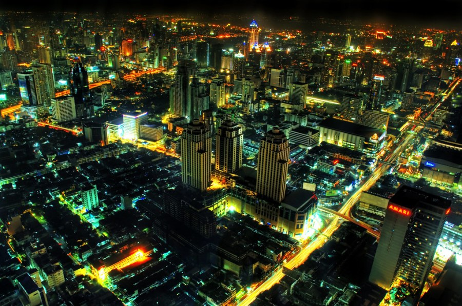 Bangkok by Air