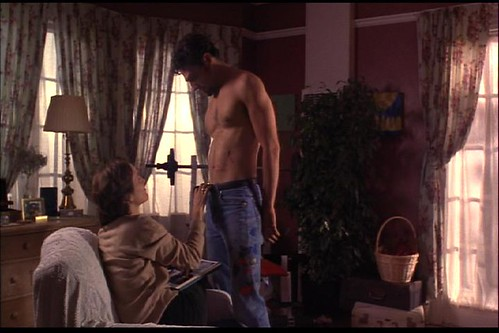 Jonathan Penner Shirtless