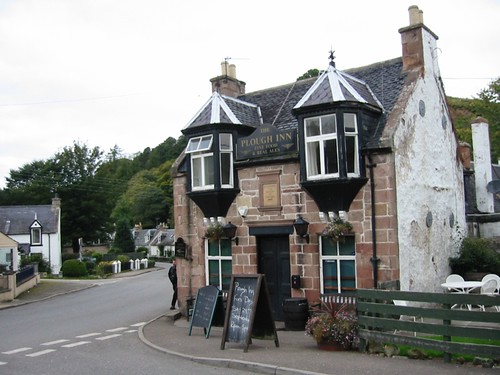 The Plough Inn, Crowmarty