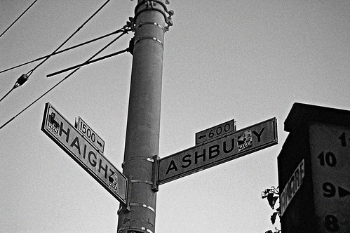 i will ask the chamber of commerce how to get to haight street