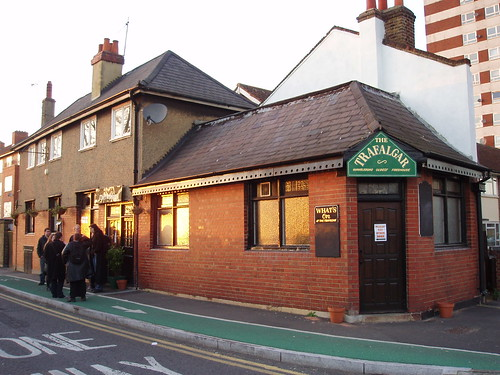The Trafalgar (South Wimbledon SW19)