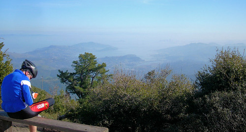 View from Mount Tamalpais