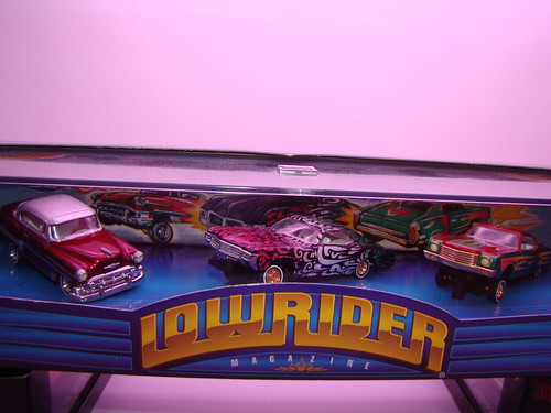 Hot Wheels Lowriders