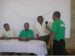 Réunion constitutive du bureau de l'OTIV FANILO-Daraina