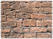 Red Brick Wall (Wallpaper)