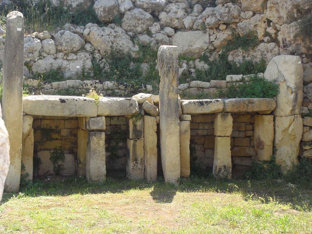Templos de Ġgantija