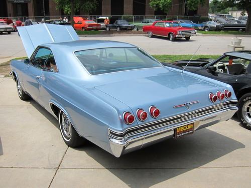 1965 Chevrolet Impala Super Sport a