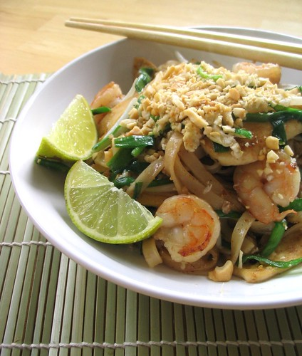 Nook  Pantry  A Food and Recipe Blog Pims Pad Thai
