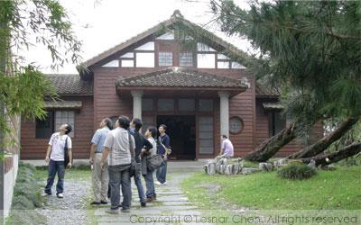 涵碧樓紀念館