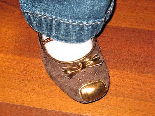 Reagan's Shoe