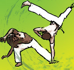 How will you profit in the capoeira roda?