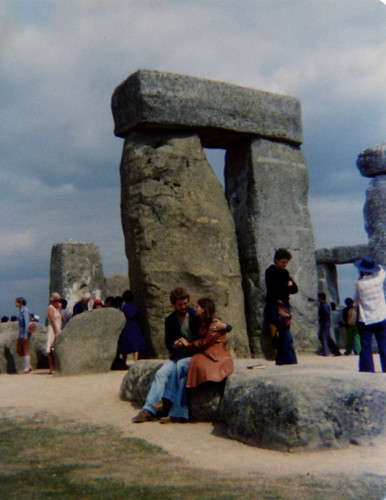 A magical Stonehenge moment
