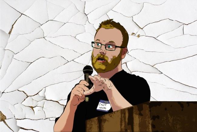 The Evil Order Of Wizarding Has Its Keynote Speaker