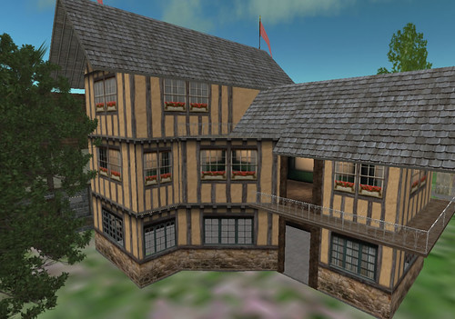 New Inn on Renaissance Island
