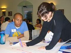 NSP Directors strategize together