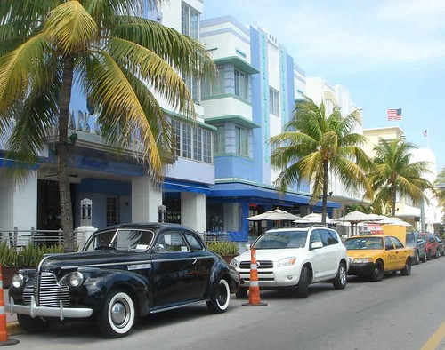 Miami Deco - South Beach