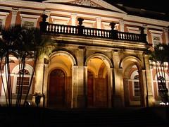 Show de Som e Luz No Museu Imperial de Petrópolis