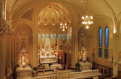 pma chapel