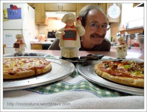 grampy pizza