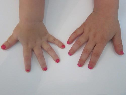 Fine Fuchsia Fingers