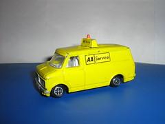 Bedford CF Van - AA Service