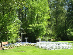 An actual wedding was gonna happen at the park wedding chappel Bear Creek Park May 24 2008 034