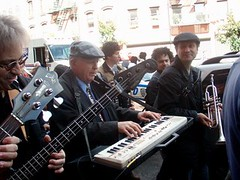 Eldridge Street Synagogue Klezmer Parade, 10/12