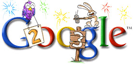 Google logo 2003