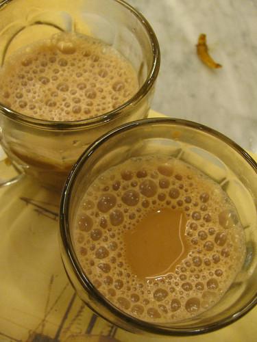 Tea at Malacca