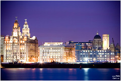Liverpool Waterfront by petecarr