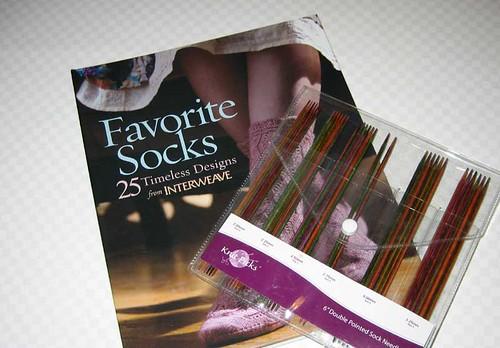 Single Sock swap goodies