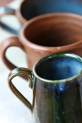 Three Jess mugs