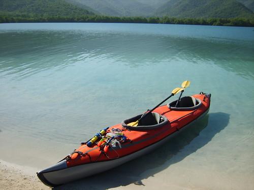 KayaK Travesia Cienaga de Ocumere, Venezuela