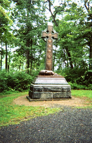 Irish Brigade Monument