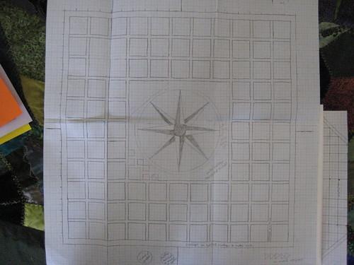 sampler quilt layout