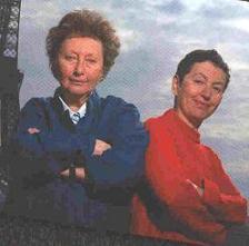 Liliane Korb Laurence Lefèvre