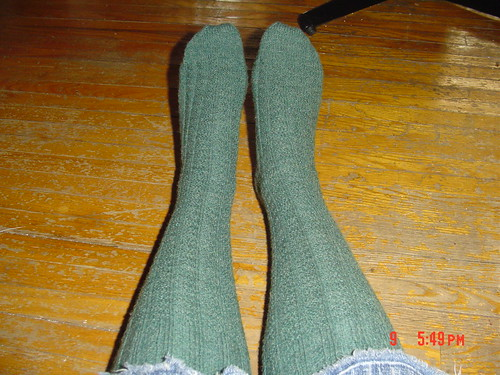 Shooting Socks - Completed