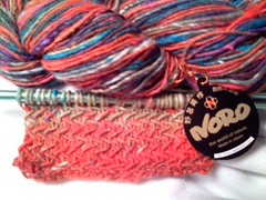 noro silver thaw
