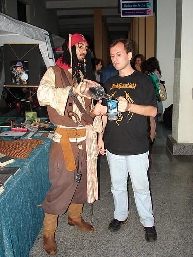 Jack Sparrow e Rodrigo