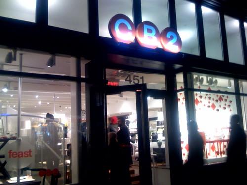 CB2 Soho